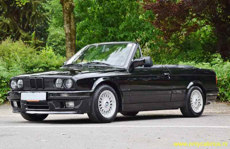 1991 bmw 325i e30 only cabrios. Black Bedroom Furniture Sets. Home Design Ideas