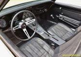Chevrolet Corvette 1970 Geel Met Zwart Interieur