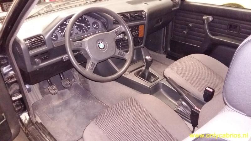 1989 BMW 316i Baur E30 - Only cabrios
