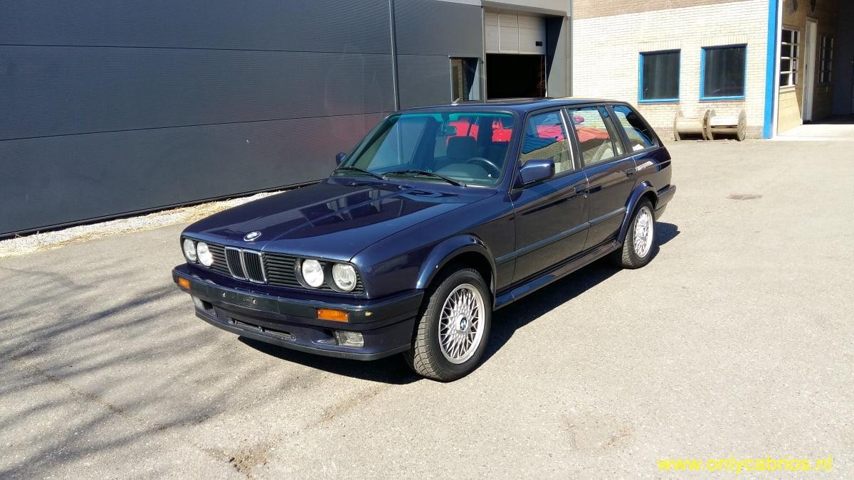 1990 Bmw 325ix E30 Touring Only Cabrios