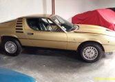 Alfa Romeo Montreal Goud 126000 Km
