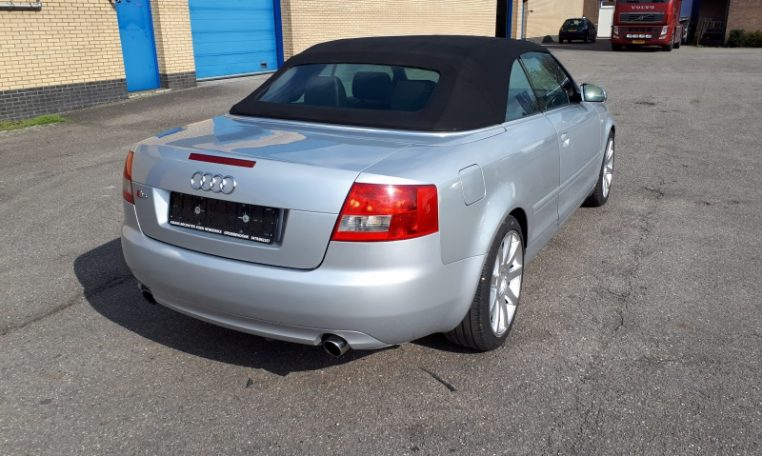 2003 Audi A4 2.4 V6 - Only cabrios