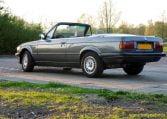 BMW 325I Cabrio E30 Delfingrijs Met Beige Leder 238000 Km