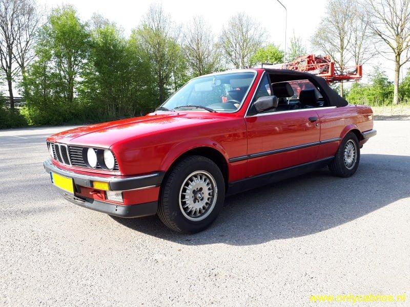 1986 Bmw 325i E30 Only Cabrios