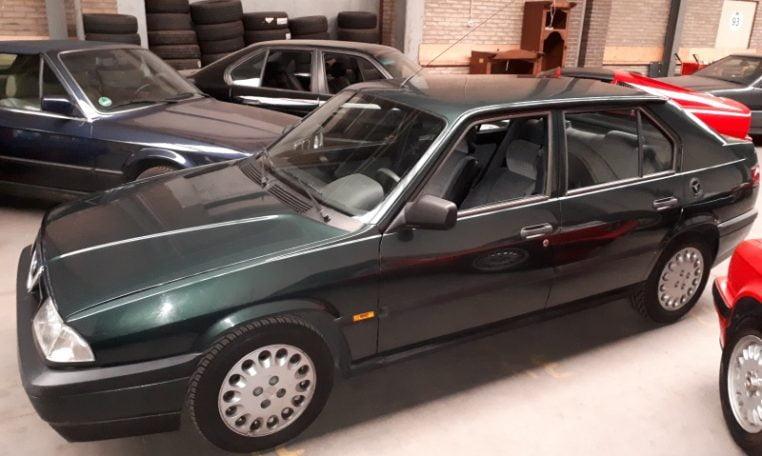 Alfa Romeo 33 Boxer 16V Donkergroen 43000 Km
