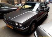 BMW 325I Cabrio E30 Delfingrijs Met Beige Leder 238000 Km 01 (