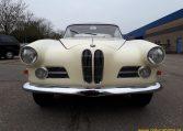 BMW 503 Coupé 1959 Beige 23966 Km Bruin Leder