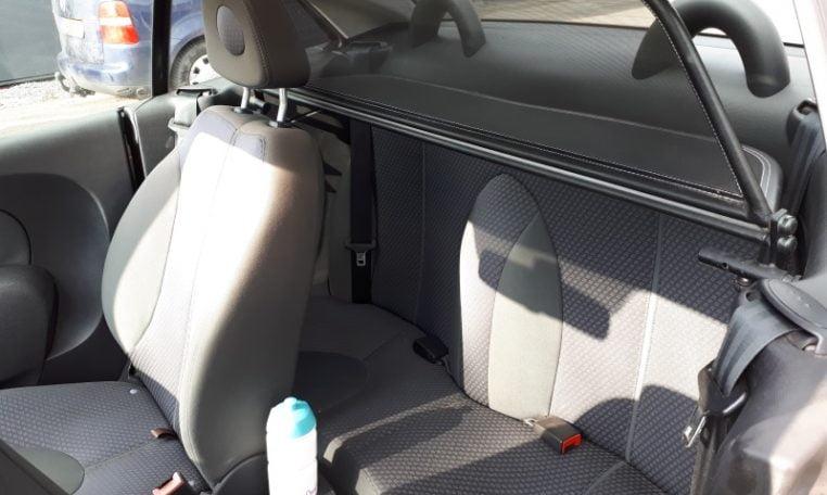 Nissan Micra Cabrio 1.4 Tekna Style 110000 Km Beige