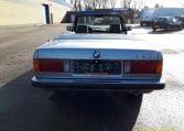 BMW 325i E30 1987 128000 Km Lachssilber Metallic Grijs Stof