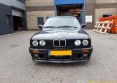 BMW 325i Touring E30 Diamantzwart Beige Leder 138000 Km