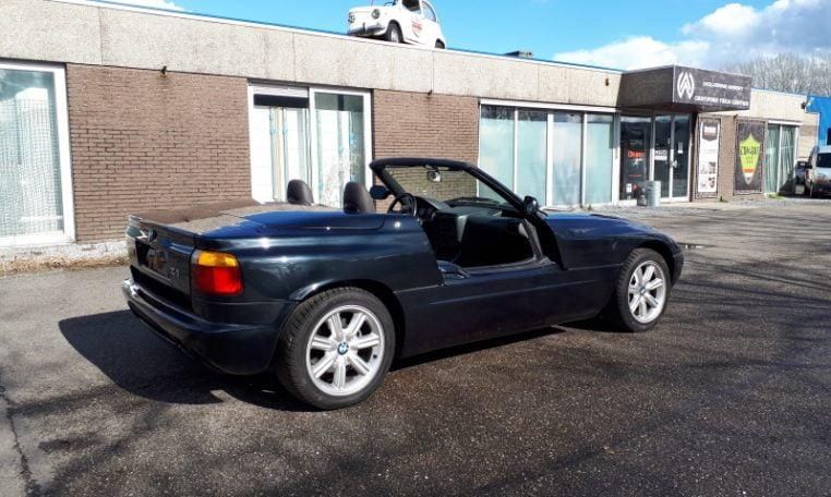 BMW Z1 Traumschwarz 85000 Km