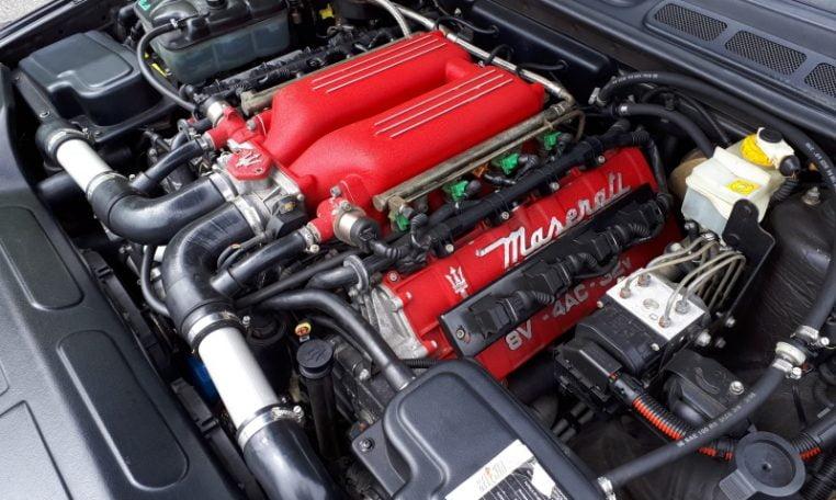 Maserati Quattroporte V8 3.2 Evoluzione 103000 Km