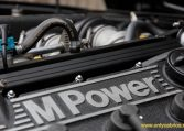 BMW M635 CSI Diamantzwart   Zwart Leder 133000 Km