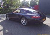 Porsche 911 Carrera Coupe 3.6 Zwart Met Beige Leder 140.000 Km 997