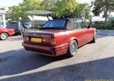 BMW 325i Cabrio E30 Last Edition Calypsoroot Metallic 106000 Km