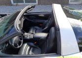 Chevrolet Corvette C5 Zilvergrijs 112000 Km Zwart Leder