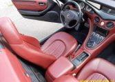 Maserati 4200 Spyder V8 Grijs Met Rood Leder 48000 Km 30000 Mijl