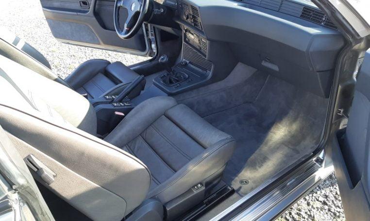 BMW M6 Lachssilber Metallic 43000 Km