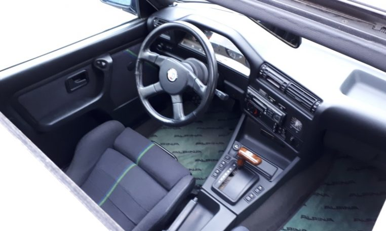 Alpina B6 2.7 Diamantzwart Metallic Alpina Recaro Interieur 118000 Km