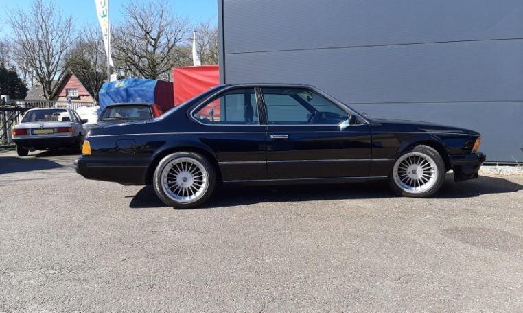 BMW M6 Zwart Met Grijs Leder Interieur 128000 Mijl