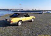 Saab 900 Turbo 16S Cabrio 3000 Km Geel