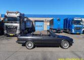 BMW 325i Cabrio E30 Diamantzwart Met Zwart Leder 140000 Km