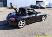 Porsche Boxster S Zwart Metallic Turquoise Volleder 102000 Km