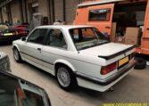 BMW 325i Coupé E30 Wit 111000 Km Spoilerpakket