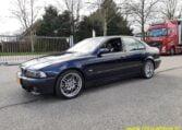 BMW M5 E39 Carbonschwarz Met Two Tone Zwart Leder 139000 Km