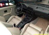BMW 325i Cabrio E30 Diamantzwart Beige Leder 151000 Km