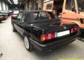 BMW 325i Cabrio E30 Diamantzwart Beige Leder 151000 Km 02 (