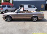 BMW 325i Cabrio E30 Luxorbeige Met Beige Leder 155000 Km