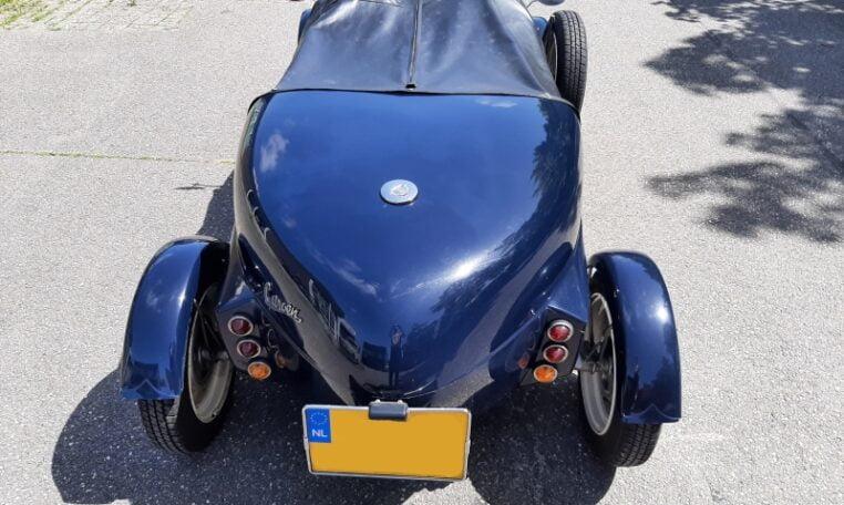 Citroën Le Patron Blauw
